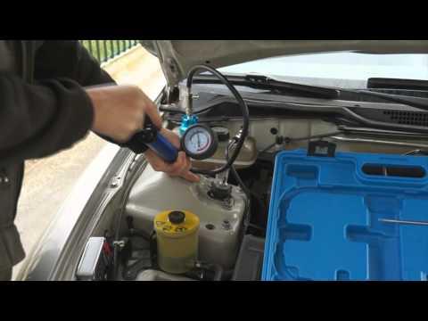 К-т за тестване за течове в охладителната система MG50180