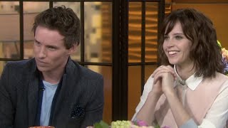 Nonton  The Theory Of Everything  Cast On Meeting Stephen Hawking   Today Film Subtitle Indonesia Streaming Movie Download