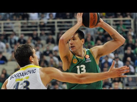 Focus on: Dimitris Diamantidis, Panathinaikos Athens