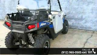 8. 2011 Polaris Ranger  RZR 800 Boardwalk Blue / White LE - ...