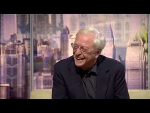 Frost over the World - Michael Caine - 16 May 08