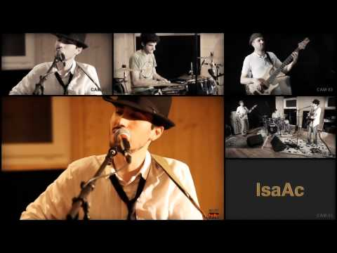 IsaAc trio live - Les gouttes d'argent