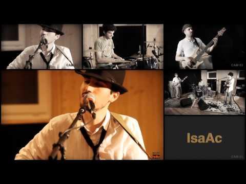 IsaAc trio live - Les gouttes d'argent
