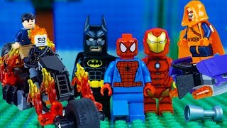 Video LEGO Super Heroes STOP MOTION LEGO Marvel vs DC COMPILATION | LEGO Superhereos | By Billy Bricks MP3, 3GP, MP4, WEBM, AVI, FLV Februari 2019