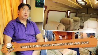 Video Sukses Usaha Design Interior Mobil Bus | BAZE MP3, 3GP, MP4, WEBM, AVI, FLV April 2019