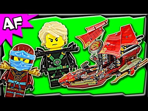 "Songs in ""Lego Ninjago Final Flight of DESTINY'S BOUNTY 70738 Ghost ..."