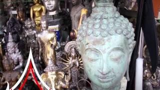 Bangkok Attractions - JJ Weekend Market