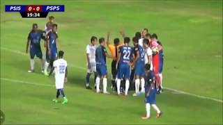 Video Full Cuplikan Laga PSIS vs PSPS Yang Berlangsung Panas! (21 Nov 2017) MP3, 3GP, MP4, WEBM, AVI, FLV November 2017
