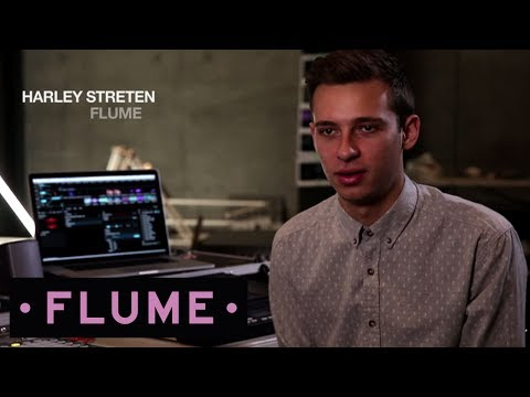 Flume Live: Behind The Scenes With The Infinity Prism