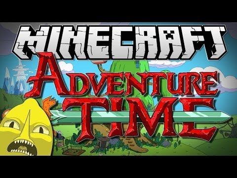 Minecraft: Adventure Time - Bölüm 1 - Prensesi Kurtarmamız Lazım!