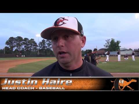 Baseball vs. Coastal Carolina - 5/16/15