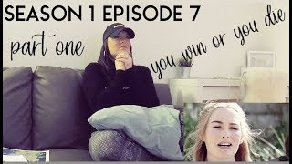 """Game of Thrones 1x7 (pt 1) """"You Win or You Die"""" - Dana's Reaction"""