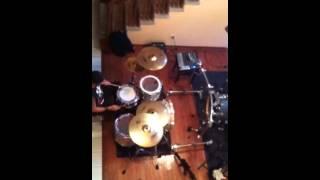 Rare drum solos jam
