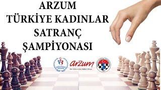 2017 Türkiye Kadınlar Satranç Şampiyonası Tur 6