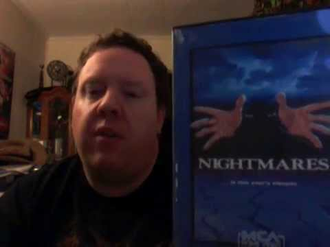 Anthology week You and Your Horror Movies review Nightmares 1983
