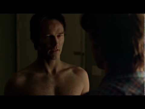 True Blood online - I hear the water in Arkansas is very hard. Video property of HBO, no copyright infringement intended.