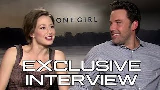 Nonton Ben Affleck And Carrie Coon Interview   Gone Girl  2014  David Fincher Movie Hd Film Subtitle Indonesia Streaming Movie Download
