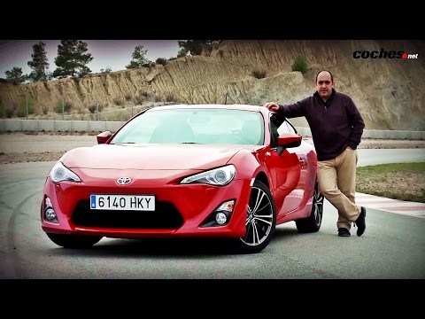 Toyota GT 86 en circuito – Prueba / Test / Review Coches.net
