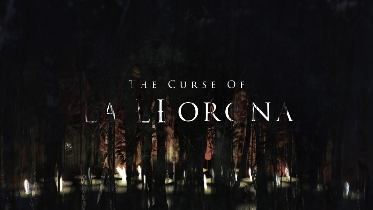 The Curse of La Llorona - Motion Title Reveal