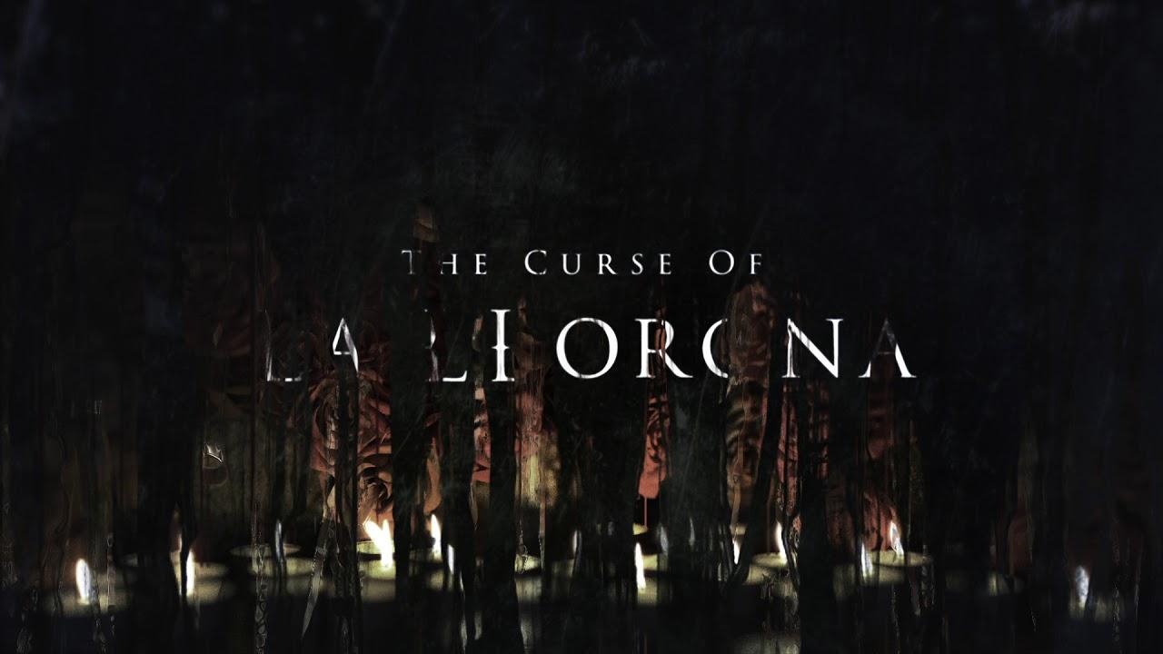 The Curse of La Llorona - Motion Title Reveal