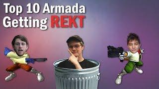 "Video Top 10 ""Armada Getting Rekt"" Moments MP3, 3GP, MP4, WEBM, AVI, FLV September 2017"