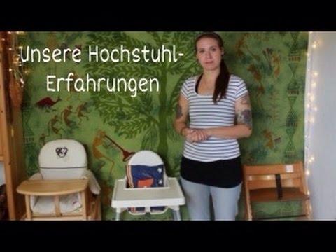 Unsere Erfahrung mit Hochstühlen   Herlag   Ikea (Antilop)   TripTrap (Treppenhochstuhl)