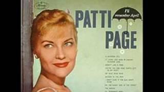 Video Patti Page - And So To Sleep Again MP3, 3GP, MP4, WEBM, AVI, FLV September 2018