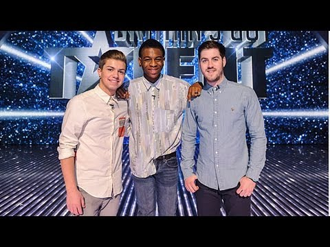 Loveable Rogues – Honest – Britain's Got Talent 2012 Final – UK version