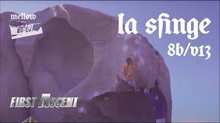 Uncut: Valdo Chilese - La Sfinge (8B/V13) FA by mellow