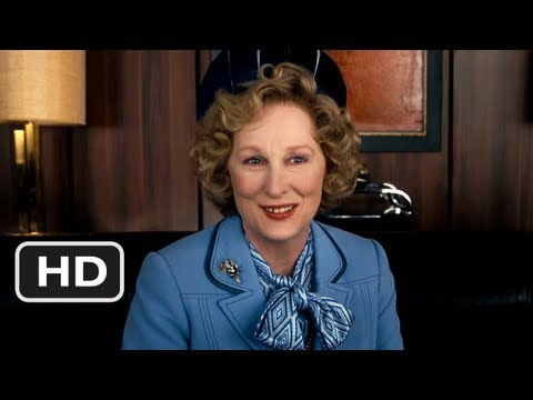 The Iron Lady (2011) 720p BRRip MKV 600MB