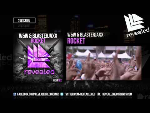 rocket - W&W & Blasterjaxx - Rocket OUT NOW! http://bit.ly/RocketBP Subscribe Revealed TV now! → http://bit.ly/RevealedTV Join us on Facebook → http://bit.ly/RevealedFB NASA may have cut the Shuttle...