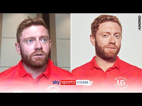 Jonny Bairstow on Welsh Fire's 'strong squad' & how they can take advantage at The Hundred 💪