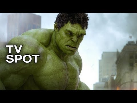 The Avengers TV Spot #7 - Hulk, Smash! - Marvel Movie (2012) Video