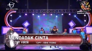 Chy Chy Viana - MENDADAK CINTA (Official Video Karaoke)
