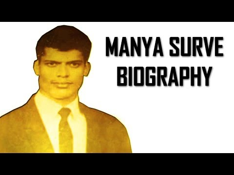 Video Manya Surve Biography (1st Class Student Se Gangster) download in MP3, 3GP, MP4, WEBM, AVI, FLV January 2017