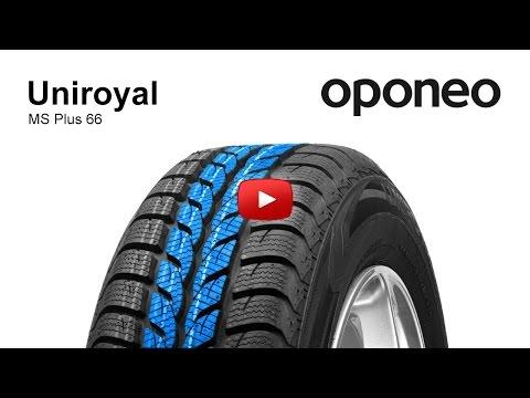 Reifen Uniroyal MS Plus 66 ● Winterreifen ● Oponeo™