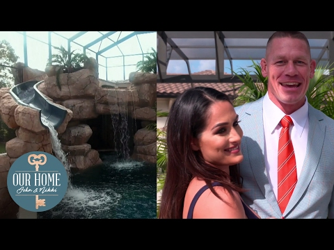 Video John Cena and Nikki Bella have the best swimming pool ever! - Our Home: John & Nikki download in MP3, 3GP, MP4, WEBM, AVI, FLV January 2017