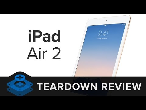 "air - As Apple says ""Change is in the air"", and change the Air they did. Just a year after the iPad Air splashed onto the scene, Apple has given us a thinner and more powerful tablet in the iPad..."