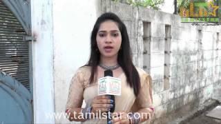 Bindhu Roshni at Kalaaikira Pasanga Movie Launch