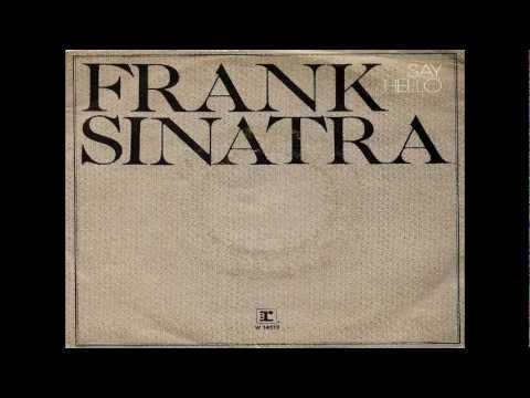 Tekst piosenki Frank Sinatra - Say Hello po polsku