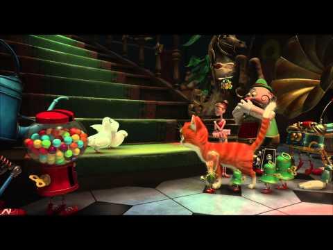 Preview Trailer Il castello magico