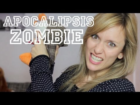 Zombie Apocalypse TAG – RoEnLaRed