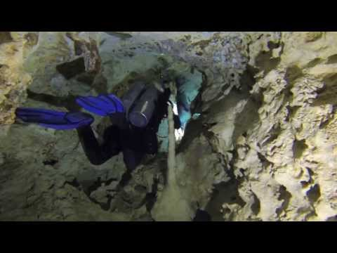 Cave Diving – Chan Hol – Tulum, Mexico