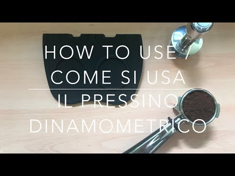 Tutorial: come utilizzare il pressino dinamometrico