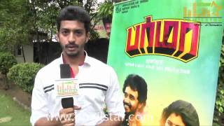 Deepak Paramesh at Burma Press Meet