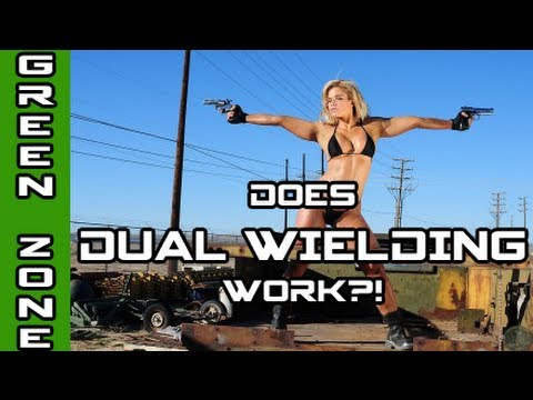 Why Dual Wielding Doesn't Work In Real Life