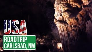 Carlsbad (NM) United States  City new picture : Cave Exploring! Carlsbad NM - United States of Adventure - Ep. 6