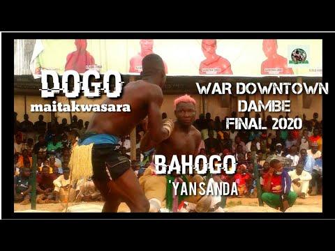 Bahagon shagon 'yan sanda vs Dogo Maitakwara wasan ya dauki sabon salo domin an sake rinawa