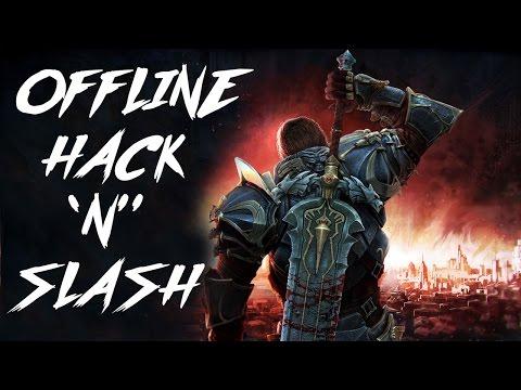 Top 10 Best Offline Hack and Slash Android Games