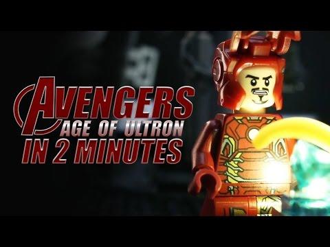 Dvouminutový Age of Ultron